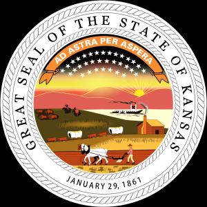 Seal of Kansas