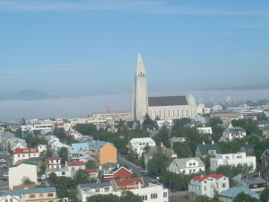 Reykjavik aoflug braut 19