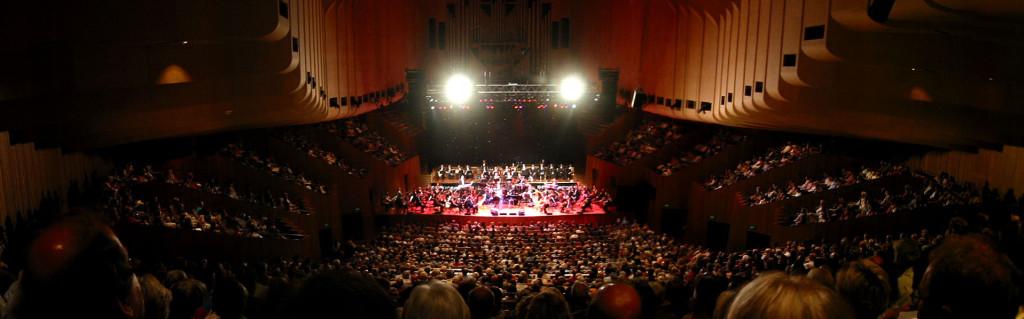 Sydney Opera House - inside