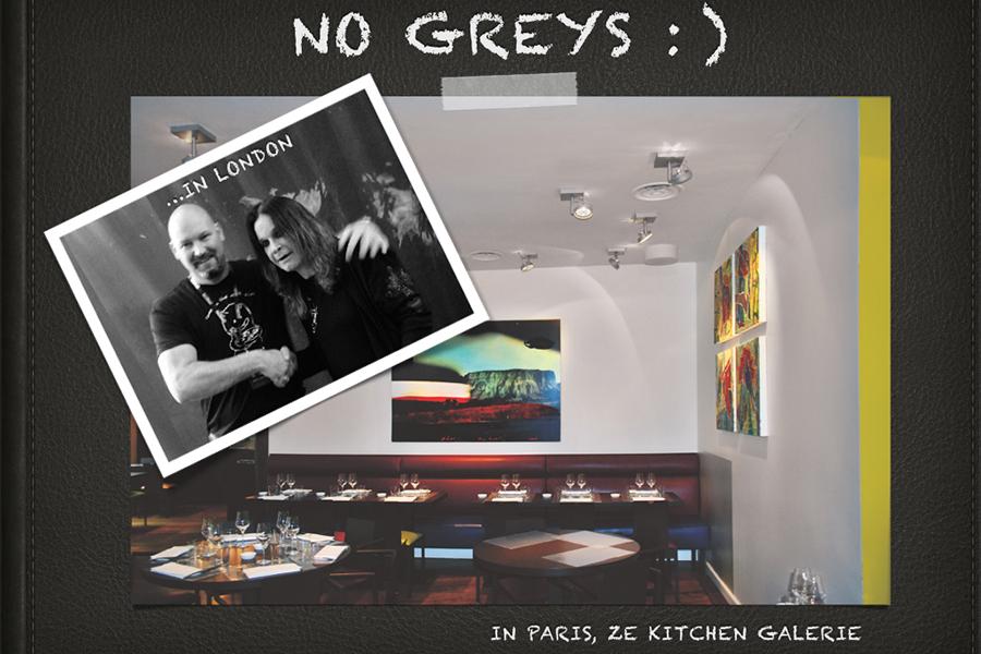 Fellert, Ze Kitchen Galerie